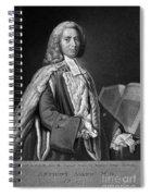 Anthony Askew (1722-1774) Spiral Notebook
