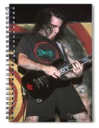 Anthrax Spiral Notebook
