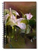 Anthutium Spiral Notebook