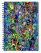 Anthyropolitic 1 Spiral Notebook