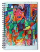 Birth-pangs Of Redemption 1 Spiral Notebook