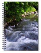 Antietam Creek - Maryland Spiral Notebook