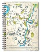 Antietam, Maryland, 1862 Spiral Notebook