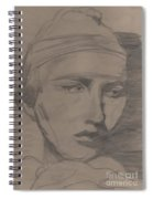 Antigone By Jrr Spiral Notebook