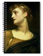 Antigone Spiral Notebook
