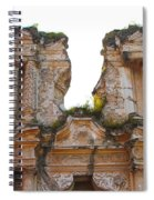 Antigua Ruins Spiral Notebook