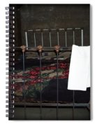 Antique Bed Spiral Notebook