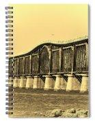 Antique Bridge Spiral Notebook