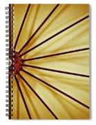 Antique Farm Wheel Spiral Notebook