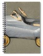 Antique Pedal Car Ll Spiral Notebook