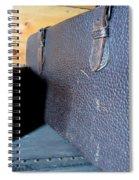 Antique Trunks 7 Spiral Notebook