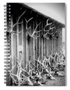 Antlers Spiral Notebook