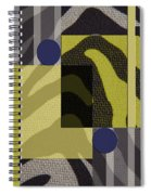 Anything Goes Spiral Notebook