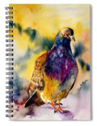 Anytime Anywhere Spiral Notebook