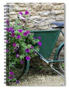 Anywhere Spiral Notebook