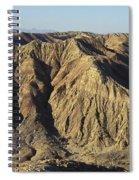 Anza Borrego, California Spiral Notebook