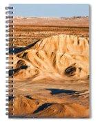 Anza Borrego Coachella Valley By Diana Sainz Spiral Notebook