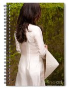 Ao Dai 02 Spiral Notebook