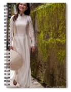Ao Dai 03 Spiral Notebook