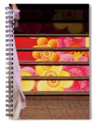 Ao Dai Spiral Notebook