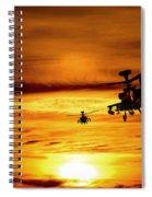 Apaches  Spiral Notebook