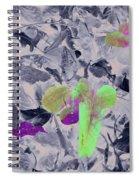 Apart Spiral Notebook