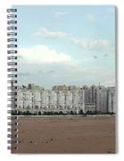 Apartment Blocks At The Waterfront, St Spiral Notebook