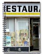 Apollo Eleven Restaurant Spiral Notebook