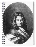 Apostolo Zeno (1668-1750) Spiral Notebook