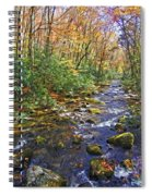 Appalachian Highlands Spiral Notebook