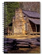 Appalachian Homestead Spiral Notebook