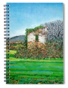 Appia Antica, House, 2008 Spiral Notebook