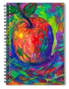 Apple A Day Spiral Notebook