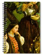 Apple Blossoms Spring Spiral Notebook