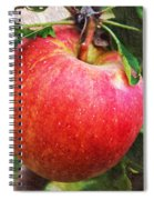 Apple On The Tree Spiral Notebook