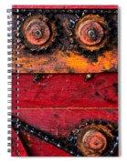 Apple Polisher II Spiral Notebook
