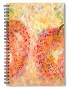 Apple Twins Spiral Notebook