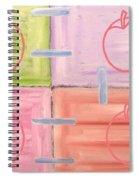 Apples 1 Spiral Notebook