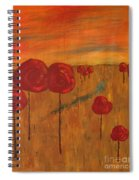 Appletrees Spiral Notebook