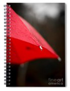 April Showers Bring May Flowers Spiral Notebook