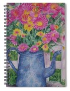 April Showers Bring Spiral Notebook