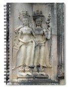 Apsaras Spiral Notebook