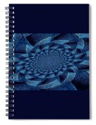 Aqua Tint Memories Spiral Notebook