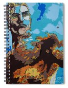 Aquaman - Reflections Spiral Notebook