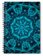 Aquamarine Spiral Notebook