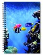 Aquarium 1 Spiral Notebook