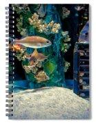 Aquarium Art Spiral Notebook