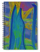 Aquarius By Jrr Spiral Notebook