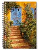 Arancio Caldo Spiral Notebook