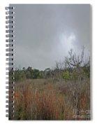 Aransas Nwr Texas Coastland Spiral Notebook